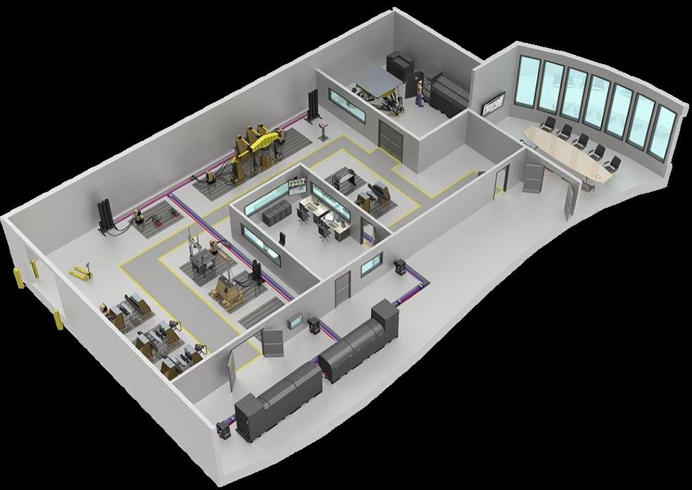 El laboratorio inteligente del futuro